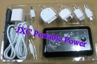 portable power/power bank/ moving power/power pack 9000 mAh for iPad/iPhone/Mobile phone /Mp3