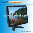 15-pin VGA in 10.4 inch HDMI built-in interface for wall mounting. cctv lcd monitor