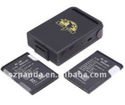 SMS Remote Control Mini GPS Tracker TK102