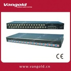 Active 16 Channel UTP Video Balun/VG-T1610R
