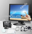 17 touch screen monitor