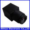 12V 0.008 low lux 520 TVL Mini CCTV camera with 90 degree view agnle SU13
