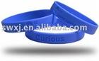 Custom Silicone Bracelet or Wristband