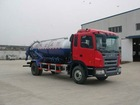 JAC septic tank truck