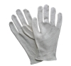 cotton interlock glove