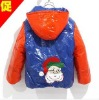 girls shiny winter down jacket newest design