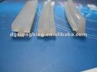 silicone rubber extrusion/silicone seling strap/silicone strip