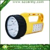 Multifuction Portable & Chargeable LED Army Use Emergency Searchlight Lighting