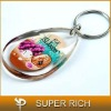 Digital photo keychain in your photo