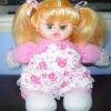 Vinyl musical doll