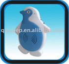 Digital Message Recordable Penguin Hand Touch Sensor Alarm