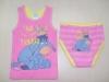 Baby's vest&nappy cover set
