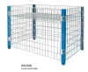 4-pole mesh cage