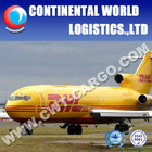 DHL COUIER ALL Express PERU from China to TALARA South America