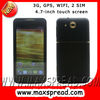dual sim 3G Android 4.1 smartphone