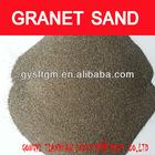 Garnet for sand blasting