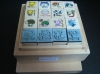wooden stamp sets toy