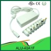 High Efficiency 40w mini notebook adapter