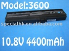 New Laptop Battery for Acer aspire 3600 3680 5050 3030