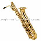 XBR001 Baritone Saxophone(Brass,Gold Lacquer)