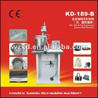 KD-189-B Nail Machine for sandal or bags or belt