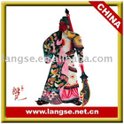 Handmade Chinese shadow puppets for decor