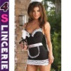 Sexy maid lingerie costume CT0310