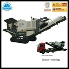 MP Series Mobile Stone Crushing Plant Crusher Machinery China