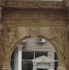 marble doorcase