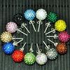 shamballa beads accessories to make earrings