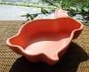 Heat-resist ceramic pan in rabbit shape
