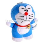 high quality polyester fabric fashion doraemon toy