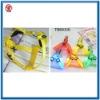 Nylon webbing led flashing dog harness led pet harness