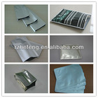 Aluminium foil bags for food packing