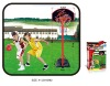 mini basketball game set for teenagers