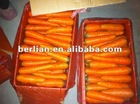 Wholesale 2012 new crop chinese frozen carrot