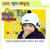 2012 Fashion knitted warm hats for children, hot selll cute warm caps for children