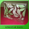 Clear Heat Seal Bag with beautiful printing
