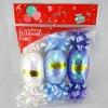 Curling ribbon egg / Ribbon bow