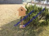 bamboo outdoor letter box