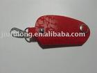 2012french latest fashion rubber key bag