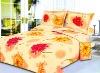 printed TC bed sheet fabric