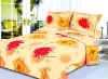 printed TC bed sheet fabric