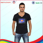 China manufactuer for led lights t shirt