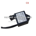 HID Decoder C6 Warning Canceller Warning Harness