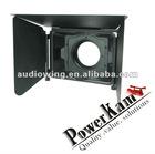 High quality 4x4 inch DSLR matte box