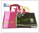 cheap price customed recycle bag/non woven advertisement bags