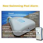 Air Pressure Pool Alarm