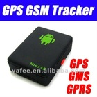 2012 Real Time Voice Trigger GPS GSM Tracker O-859