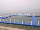 plastic fish cage farming